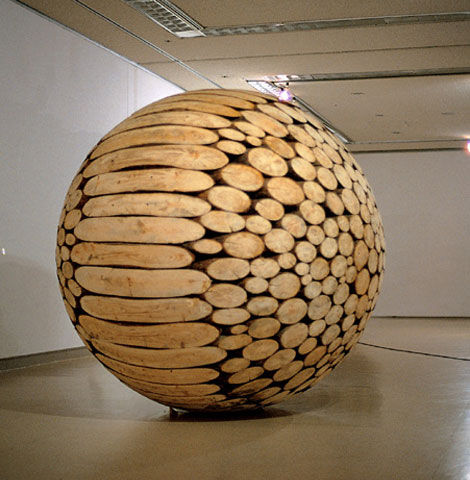 Jaehyo Lee Wooden Sculptures My Moma